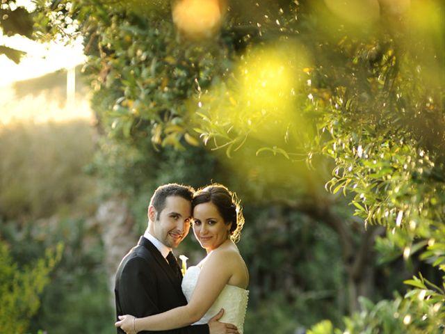 La boda de Adrián y Tamara en Sagunt/sagunto, Valencia 3