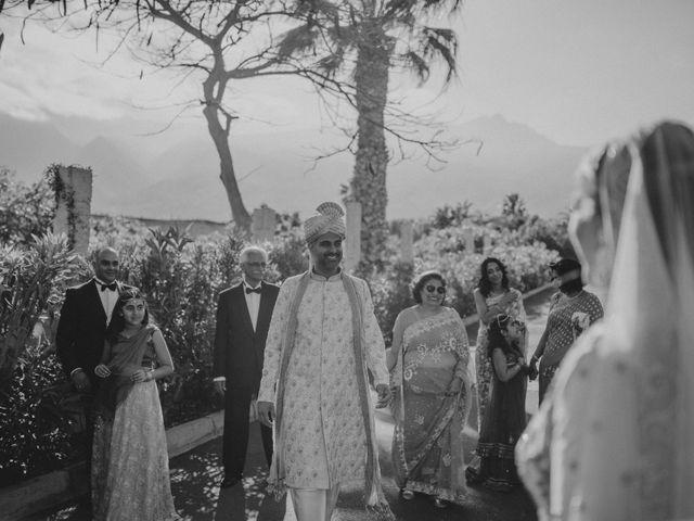 La boda de Ravi y Lisa en Guimar, Santa Cruz de Tenerife 6