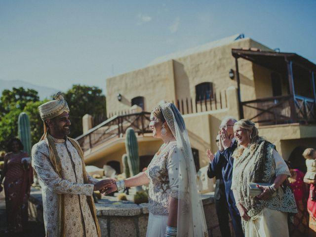 La boda de Ravi y Lisa en Guimar, Santa Cruz de Tenerife 8