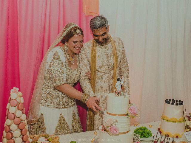 La boda de Ravi y Lisa en Guimar, Santa Cruz de Tenerife 12