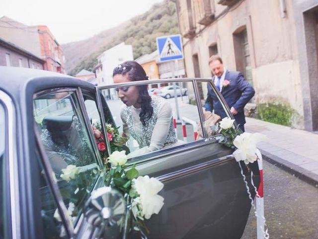 La boda de Raúl y Sandra en Toreno, León 6