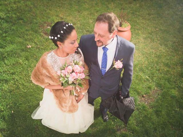 La boda de Raúl y Sandra en Toreno, León 8