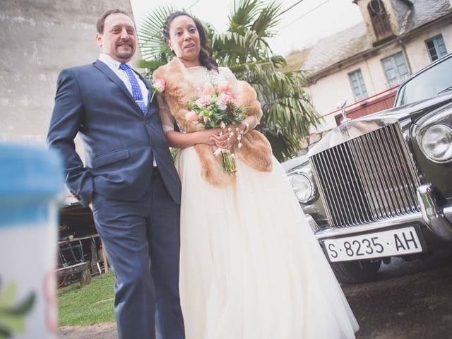 La boda de Raúl y Sandra en Toreno, León 9