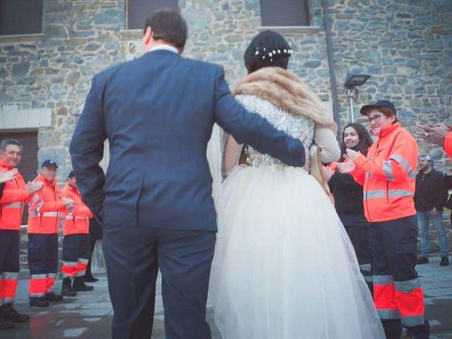 La boda de Raúl y Sandra en Toreno, León 14