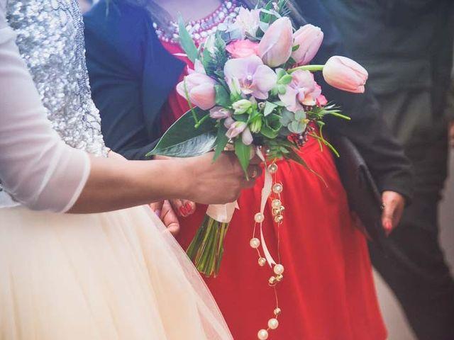La boda de Raúl y Sandra en Toreno, León 17