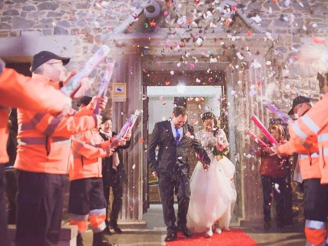 La boda de Raúl y Sandra en Toreno, León 20