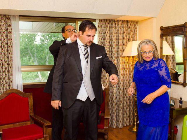 La boda de Xevi y Mireia en Torreciudad, Huesca 1