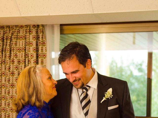 La boda de Xevi y Mireia en Torreciudad, Huesca 3