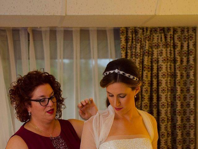 La boda de Xevi y Mireia en Torreciudad, Huesca 4