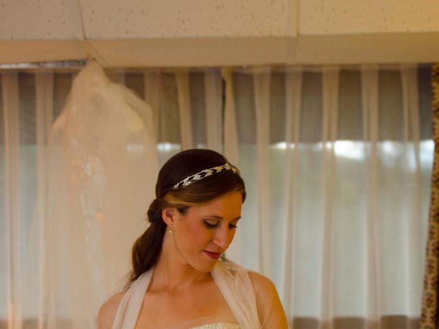 La boda de Xevi y Mireia en Torreciudad, Huesca 5