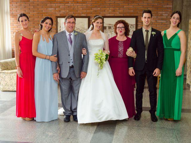 La boda de Xevi y Mireia en Torreciudad, Huesca 7