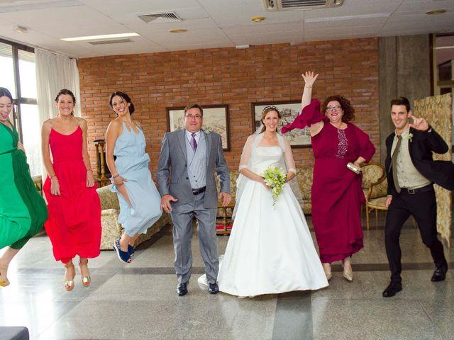 La boda de Xevi y Mireia en Torreciudad, Huesca 8