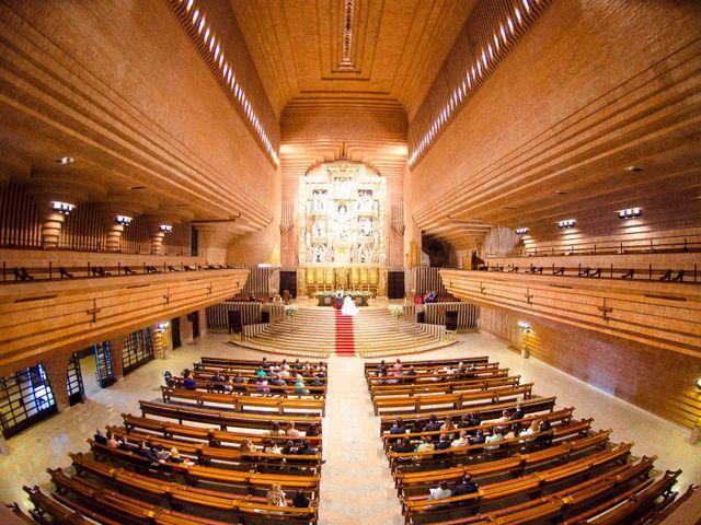 La boda de Xevi y Mireia en Torreciudad, Huesca 12