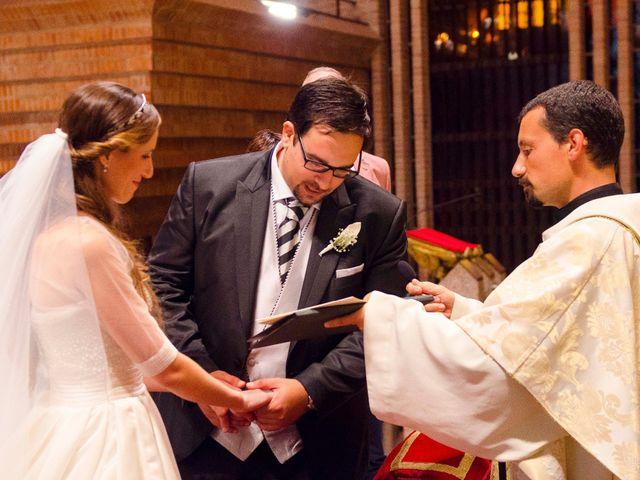 La boda de Xevi y Mireia en Torreciudad, Huesca 15