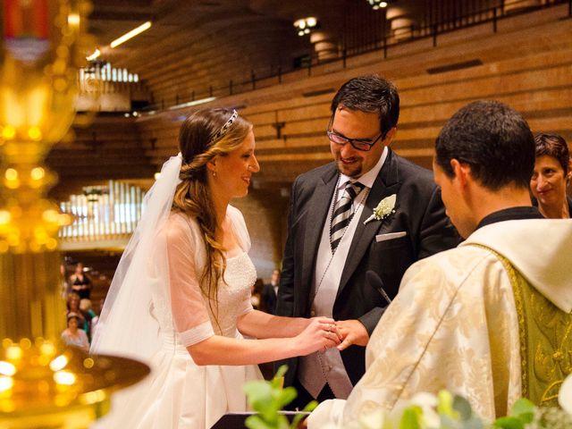 La boda de Xevi y Mireia en Torreciudad, Huesca 16