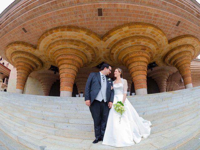 La boda de Mireia y Xevi