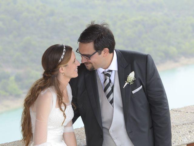 La boda de Xevi y Mireia en Torreciudad, Huesca 17