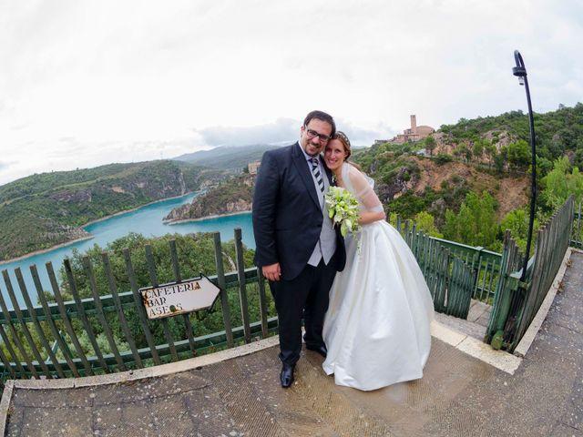 La boda de Xevi y Mireia en Torreciudad, Huesca 19