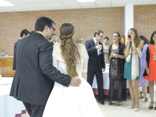La boda de Xevi y Mireia en Torreciudad, Huesca 20