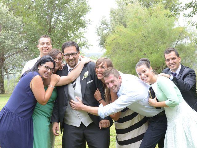 La boda de Xevi y Mireia en Torreciudad, Huesca 22