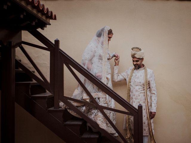 La boda de Ravi y Lisa en Guimar, Santa Cruz de Tenerife 19