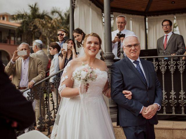 La boda de Ravi y Lisa en Guimar, Santa Cruz de Tenerife 32
