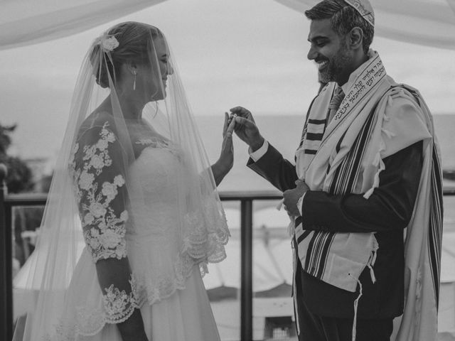 La boda de Ravi y Lisa en Guimar, Santa Cruz de Tenerife 34