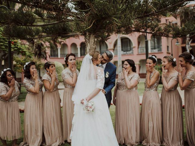 La boda de Ravi y Lisa en Guimar, Santa Cruz de Tenerife 36