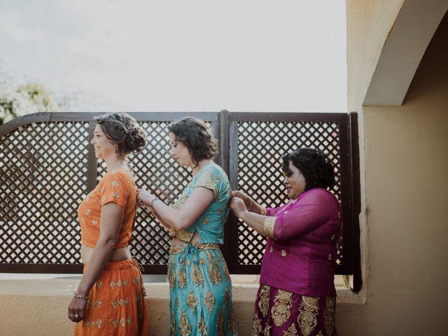 La boda de Ravi y Lisa en Guimar, Santa Cruz de Tenerife 47