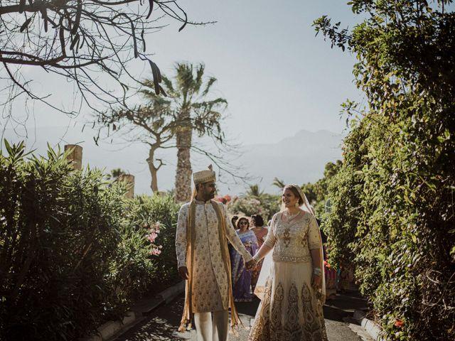 La boda de Ravi y Lisa en Guimar, Santa Cruz de Tenerife 51