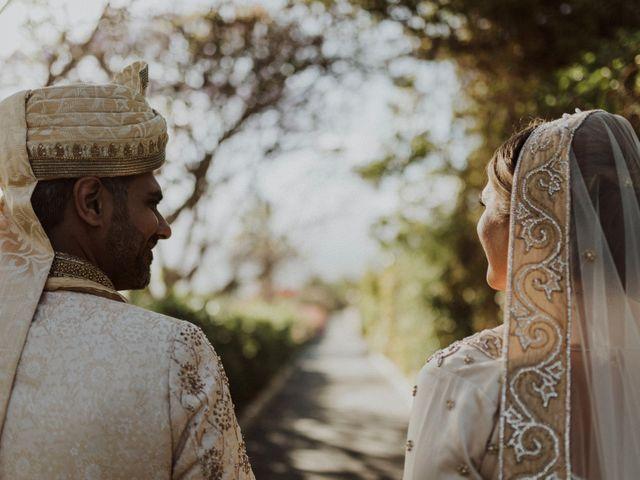 La boda de Ravi y Lisa en Guimar, Santa Cruz de Tenerife 56