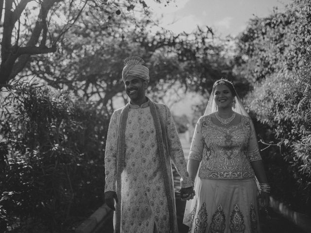 La boda de Ravi y Lisa en Guimar, Santa Cruz de Tenerife 58