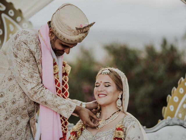 La boda de Ravi y Lisa en Guimar, Santa Cruz de Tenerife 66