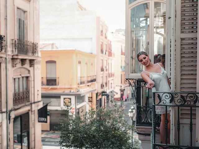 La boda de José y Silvia en Alacant/alicante, Alicante 36