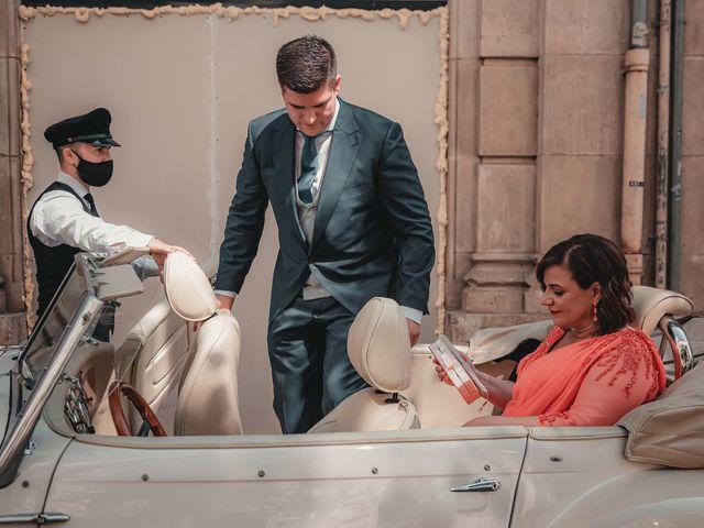 La boda de José y Silvia en Alacant/alicante, Alicante 52