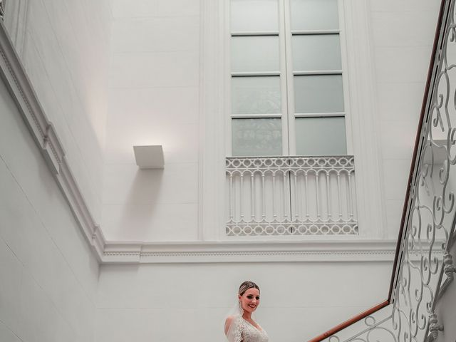 La boda de José y Silvia en Alacant/alicante, Alicante 57