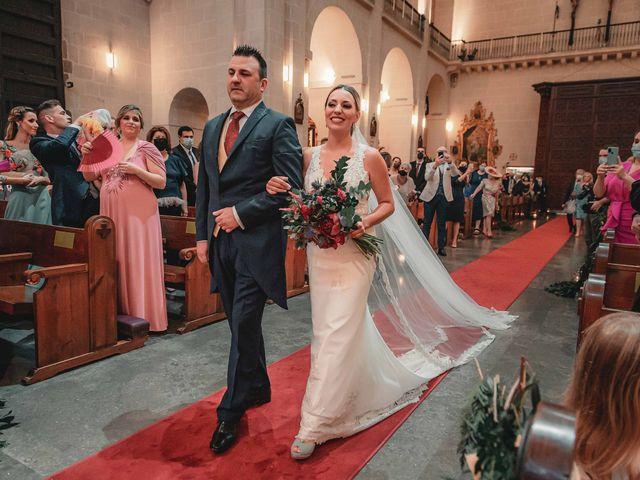 La boda de José y Silvia en Alacant/alicante, Alicante 66