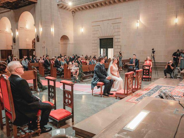 La boda de José y Silvia en Alacant/alicante, Alicante 68