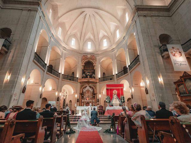 La boda de José y Silvia en Alacant/alicante, Alicante 70