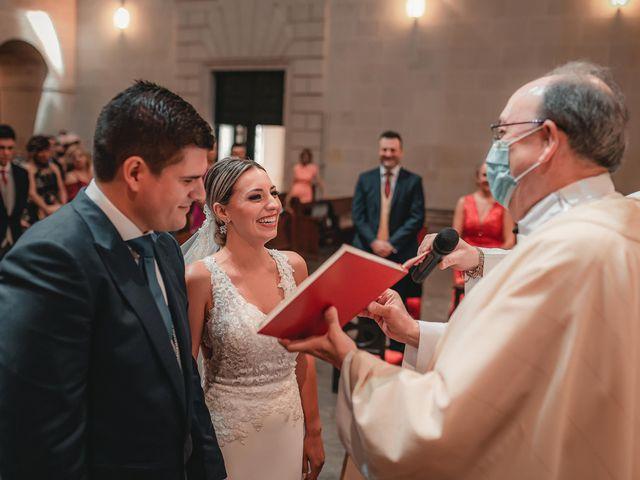La boda de José y Silvia en Alacant/alicante, Alicante 75