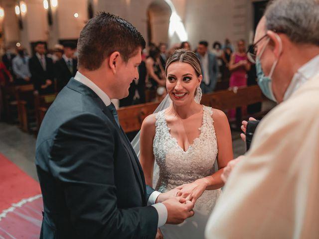 La boda de José y Silvia en Alacant/alicante, Alicante 76
