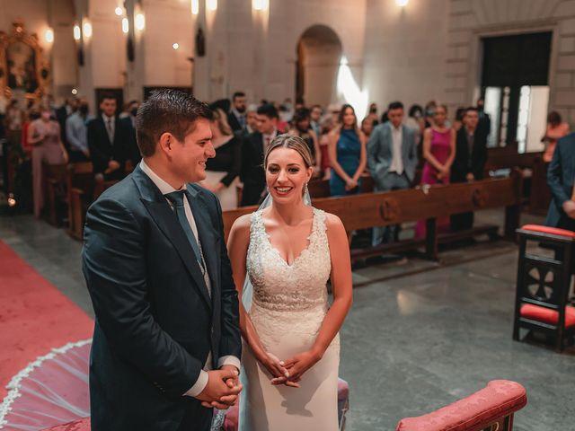 La boda de José y Silvia en Alacant/alicante, Alicante 77