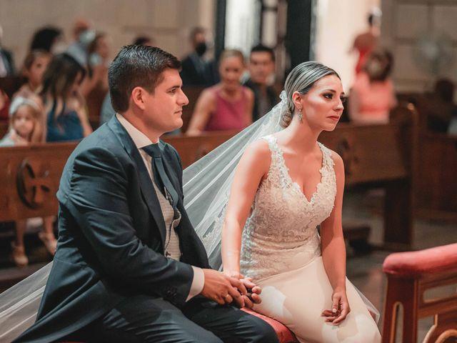 La boda de José y Silvia en Alacant/alicante, Alicante 79