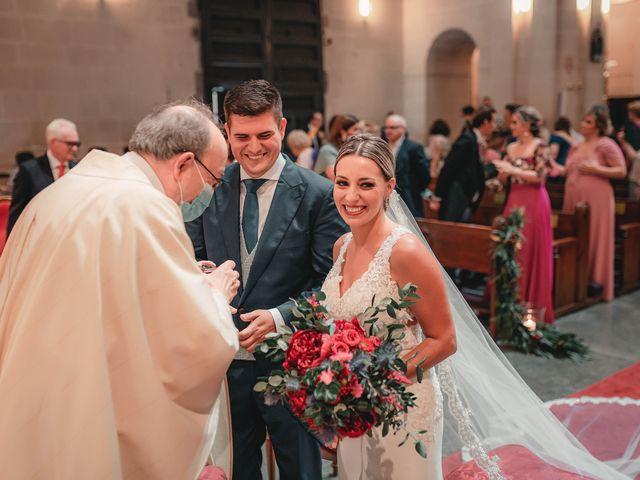 La boda de José y Silvia en Alacant/alicante, Alicante 80
