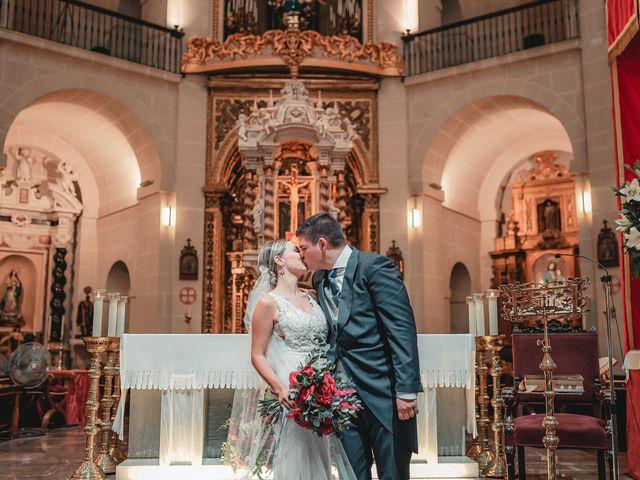 La boda de José y Silvia en Alacant/alicante, Alicante 82