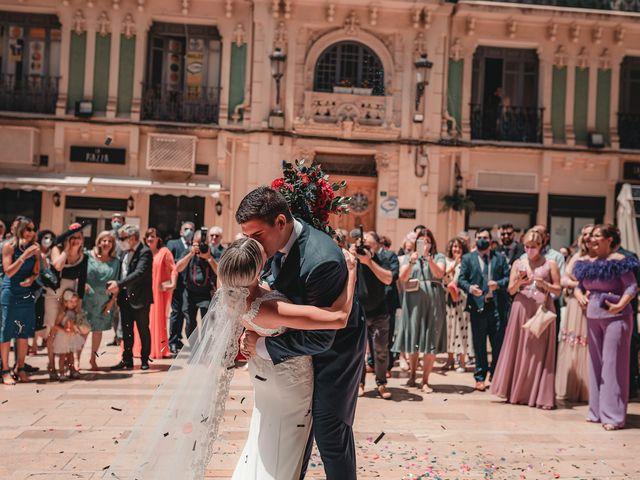 La boda de José y Silvia en Alacant/alicante, Alicante 83
