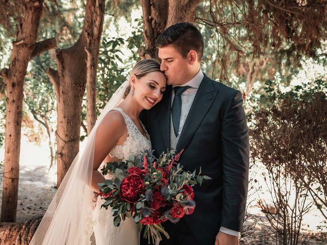 La boda de José y Silvia en Alacant/alicante, Alicante 88