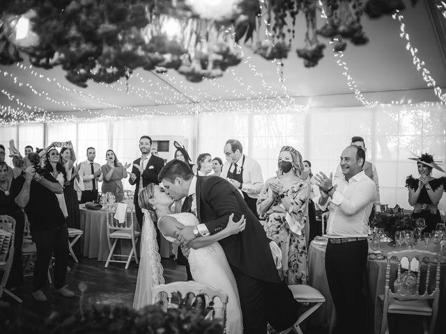 La boda de José y Silvia en Alacant/alicante, Alicante 93