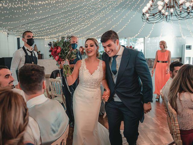 La boda de José y Silvia en Alacant/alicante, Alicante 98