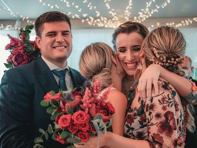 La boda de José y Silvia en Alacant/alicante, Alicante 100